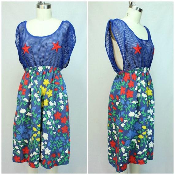 Mesh Pastie Dress - Customized Vintage