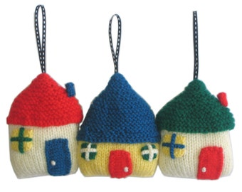 Stockholm Houses pdf Email Knit PATTERN