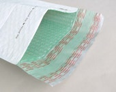 "Biodegradable Bubble Mailers Shipping Envelopes -- 8.5 x 14"" -- 10 per set"