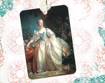 French Style Tags, Marie Antoinette, Marie Tags