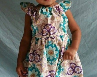 ON SALE! Davina nelle dress, size 12mos.-8 girls