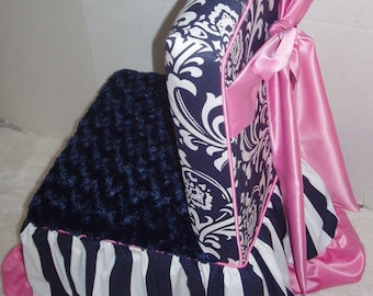 Child's Chair (1) -with style C skirt (bottom ruffle)