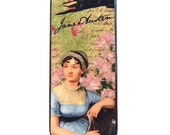 Magnetic Sewing Needle Case Needle Slider Case Jane Austen Book