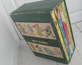 The Wonderful World of Disney 4 Volume Boxed Set