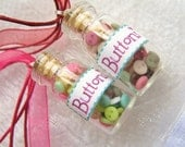 Choose Any 2 Jar Necklaces Set -  2 Candy Jar Necklaces - Your Choice - Sale!