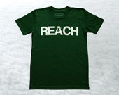 The REACH / ESCAPE Parkour T-Shirt - Green
