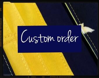 Custom order for Angeweir