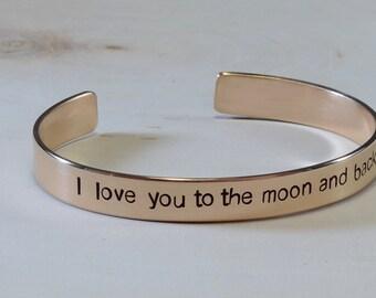 14k gold cuff bracelet by Nici Laskin
