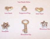 Floating Charms for Glass Lockets - For your Living Memory or Origami Owl Locket
