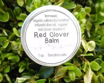 Red Clover Balm Salve 1 OZ