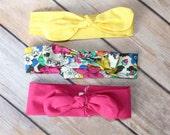 baby headband, headband, vintage, headwrap, baby headwrap, floral headband, knotted headband, baby headwraps bow, baby headband boutique