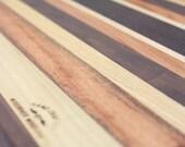 "Handmade Large Rectangle Cutting Board 12"" x 18"""