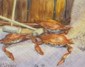 Crabs and Mallets