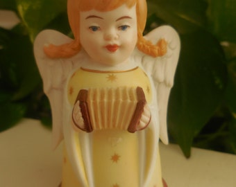 Annual KAISER Angel Bell Ornament 1978