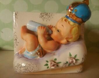 Geo Z. Lefton Baby KING Planter