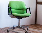 RESERVED for Cat /// Vintage Modern/Mid Century Style Modern Office Chair /// RESERVED for Cat