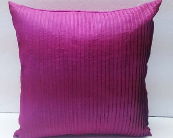 pink striped cushion  home decor pillow decorative pillow accent pillow designer pillow bed pillow