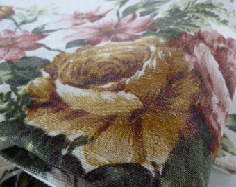 PRETTY PLEASE vintage curtain fabric
