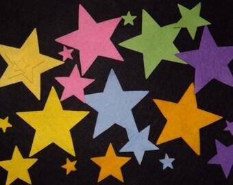Felt Star Sets