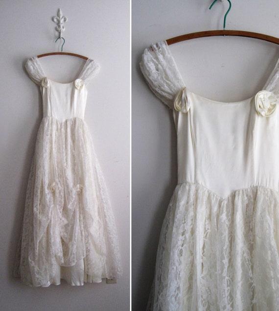 1970s Gunne Sax Wedding Dress Gypsy Bohemian By ShantyIrishVintage