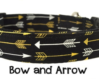 Dog Collar - The Bow and Arrow