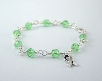 Human Papilloma Virus HPV Awareness Bracelet