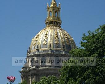 Les Invalids Paris France