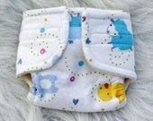 Baby Doll Diaper Baby Animals- Size Small
