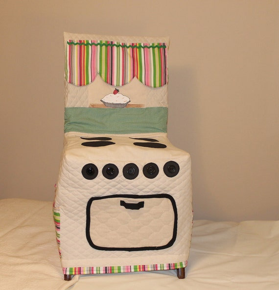 Play Kitchen Stove Chair Cover Cloth Kitchen Chair Cover C64