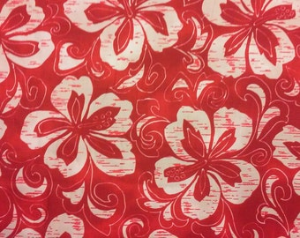 Beautiful Floral print from Robert Kaufman (Yardage available)