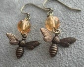 Bee Jewelry Small Earrings for Girls Bumblebee Earrings Gifts for Bee Lovers Little Girls Birthday
