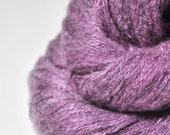 Withering bunch of roses OOAK - Silk/Cashmere Fine Lace Yarn