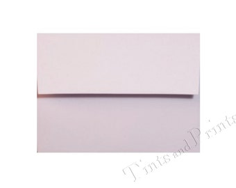 A7 Envelopes Light Lavendar Purple Set of 25 - for 5x7 cards and invitations