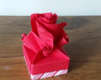 Wedding favor box Versailles