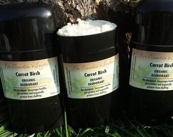 Carrot Birch Deodorant