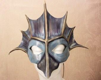 Bird Leather Mask