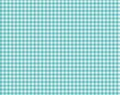 The simple gingham - Riley Blake Designs - Aqua