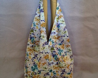Mustard garden- Hobo shoulder bag