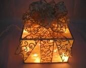 Christmas Present Lamps