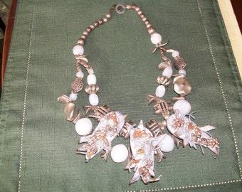 Vintage Neiman Marcus Necklace Big & Bold.........