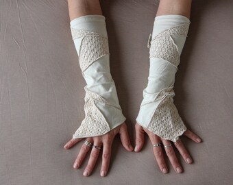 Armwarmers - pixie accessories - festival clothing
