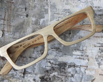 Canada Birch Handmade Take By Takemoto Mjx1202 Wood Sunglasses Eyeglasses