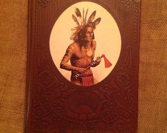 Time Life Books The Old West The Indians 1973