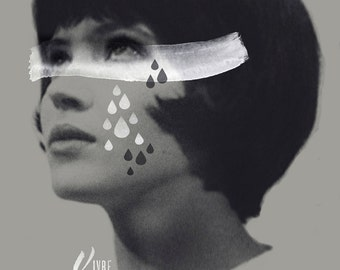 Vivre Sa Vie alternative movie poster