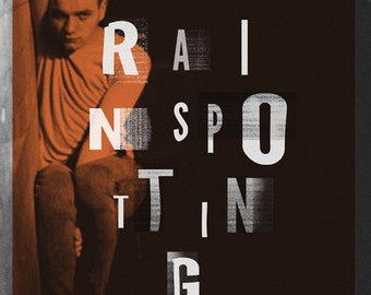Trainspotting alternative movie poster