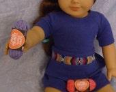 Miniature Dollhouse Yarn Set for AG dolls 1:3 scale