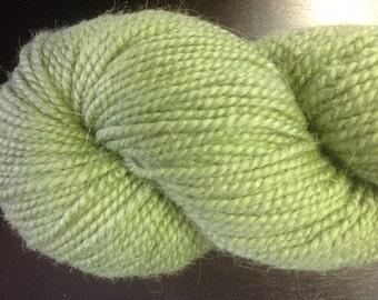 Medium Green #563 Rauma Ryegarn Whipping Yarn
