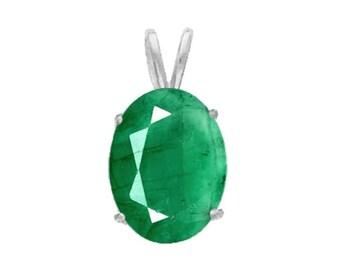 emerald pendant   colombian emerald   emerald jewelry