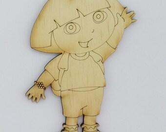 Dora the Explorer - BAP009