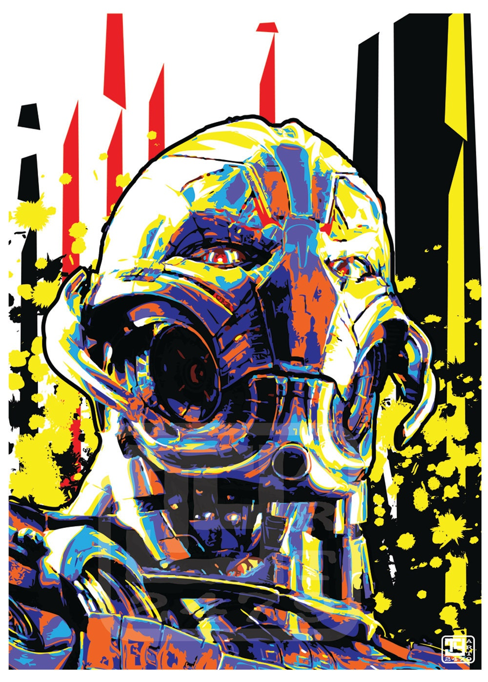 Wall art home decor marvel comics avengers age of by tyart2479 - Marvel comics decor ...